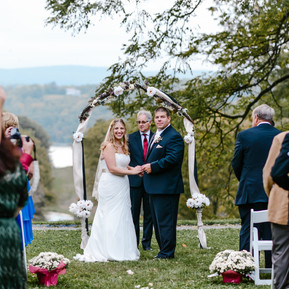 5 Ways we Personalized our Wedding Day