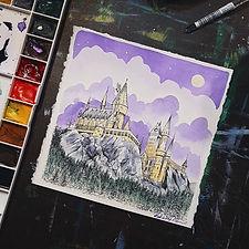 Lydia Joy Palmer Art Hogwarts.jpg