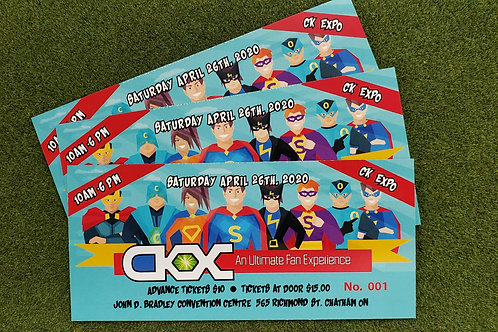 CKeXpo General Admission Ticket
