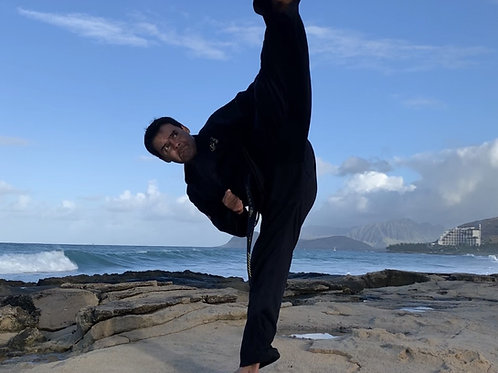 """4-Wk Course (Private w/Grandmaster Marco Sies) """"Strength & Conditioning"""""""