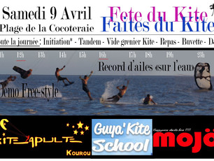 Fête du Kite- Faites du Kite