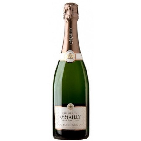 """Champagne Mailly """"Blanc de Noirs"""" Grand Cru - X6 Bouteilles"""