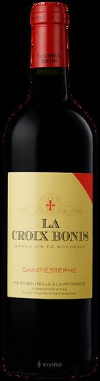 """Saint Estèphe """"La Croix Bonis"""" 2015"""