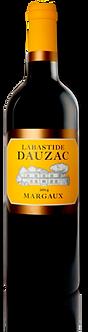 Margaux 2014 - Labastide DAUZAC X6 Bouteilles
