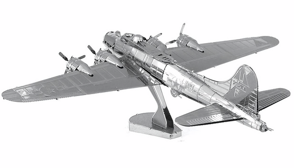 Metal Earth Toll Kit - Flying Fortress- B-17