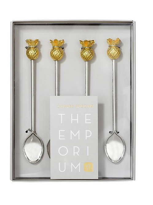 The Emporium Pineapple Teaspoons