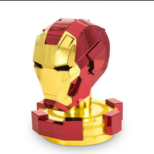 Metal Earth Tool Kit - IRON MAN HELMET