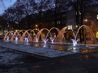 Fountain Arches
