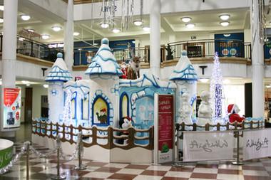Santa's Ice Palace