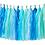 Thumbnail: Blue Tassel Garland