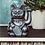 Thumbnail: Lucky Cat - GALAXY / waving cat