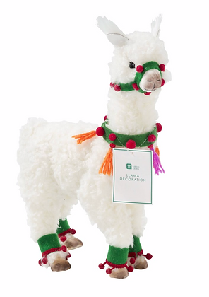 Fiestive Llama Decoration