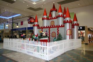 Santa's Glitter Castle