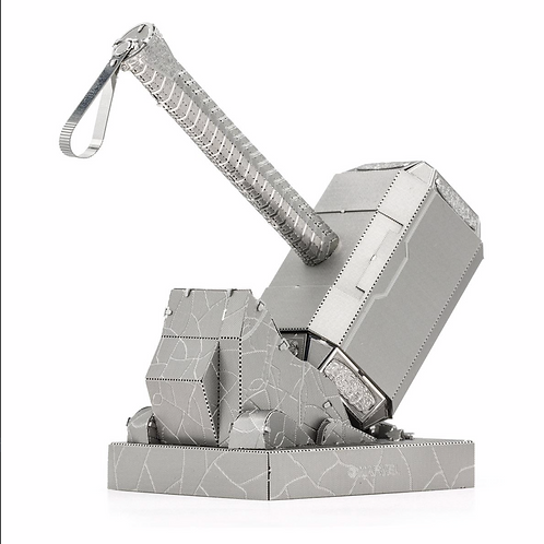 Metal Earth Tool Kit - Thor Hammer