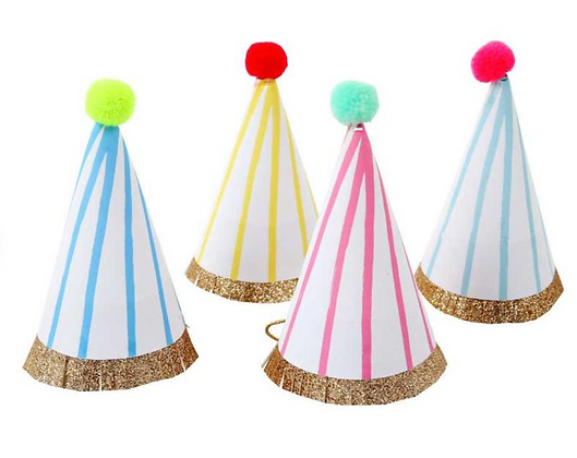 LARGE PARTY HATS