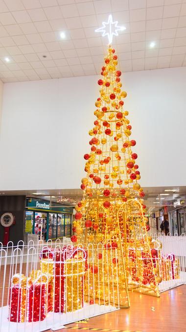 LED Cone Tree