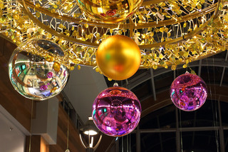 Hanging Baubles