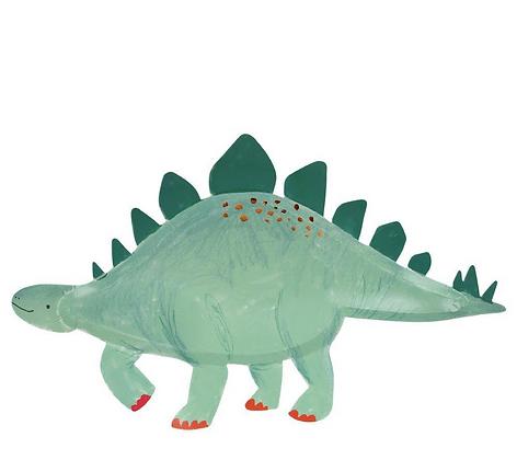 Stegosaurus Platters
