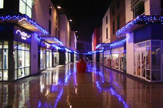 LED Iceicle Lights