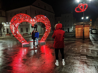 Love Heart Arch