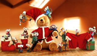 Dressing Teddy