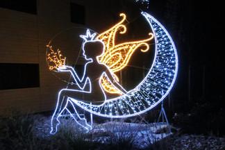 Seated Fairy