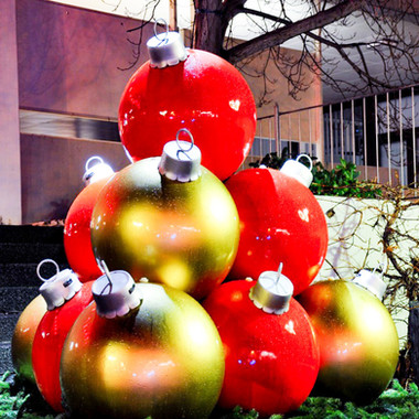 Bauble Stack