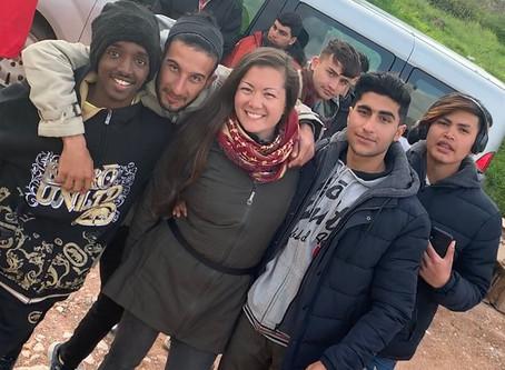 Volunteer Diaries: Earth Angels and Human Lifelines