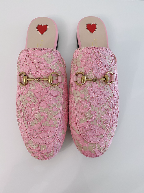 AUTHENTIC GUCCI PRINCETOWN MULE
