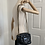Thumbnail: AUTHENTIC CHANEL VINTAGE QUILTED CAMERA BAG WITH GOLD HARDWARE