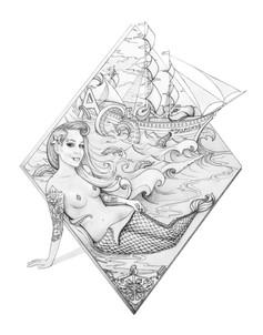 Ariel, Ace of Diamonds