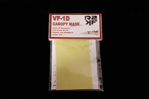 1/72VF-1D Canopy Mask for Hasegawa
