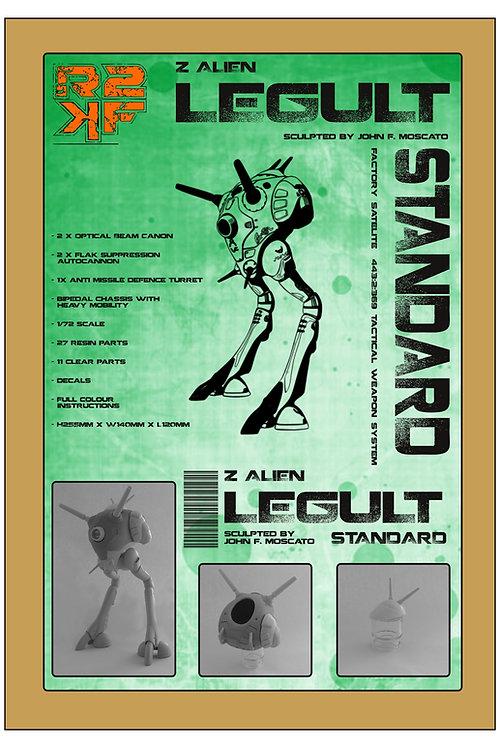 1/72 Z Alien Standard - Legult Pod