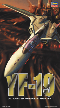 1/72 YF-19