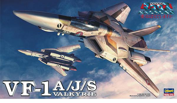 1/72 Hasegawa VF-1A/J/S