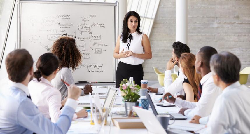 A plusieurs, on est plus fort: les managers aiment nos ateliers de groupe