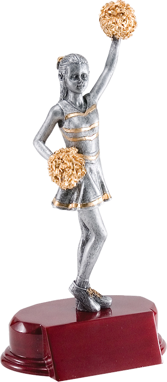 Cheerleader Resin Female