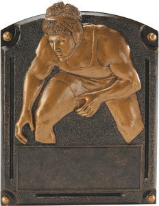 Legends of Fame Wrestling Resin