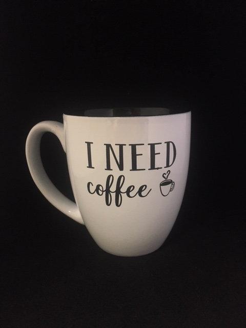 Customizable Bistro Mug