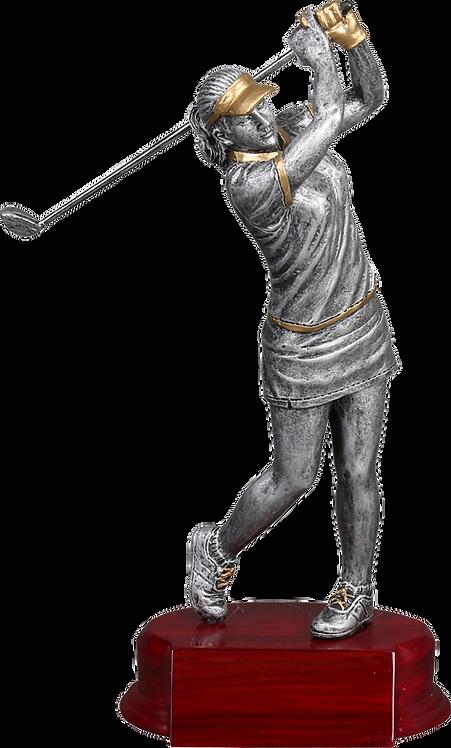 Modern Golf Resin Female