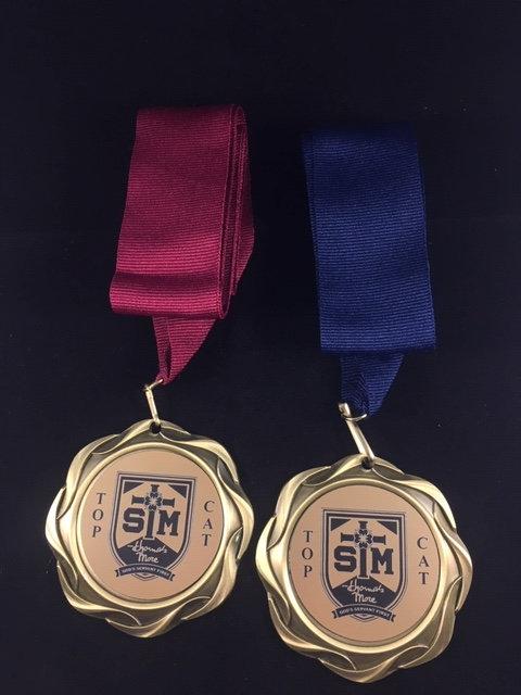 Fusion Insert Medal (Custom)