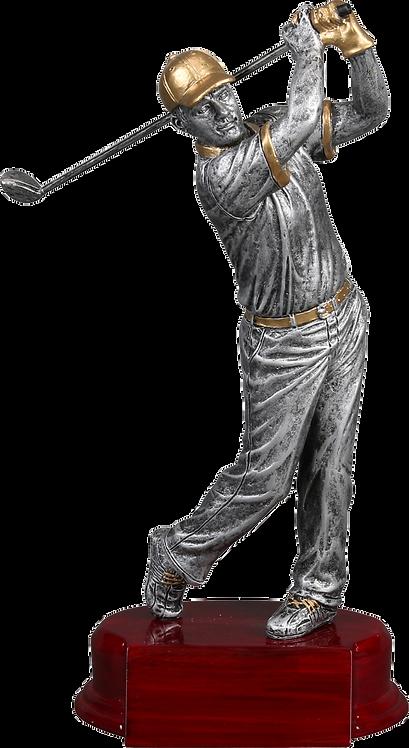 Modern Golf Resin Male
