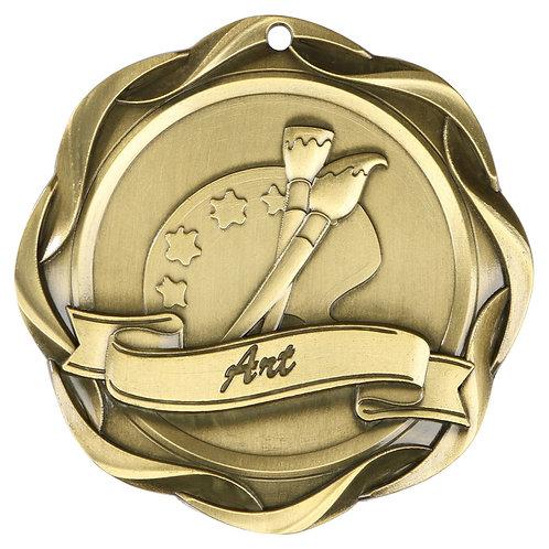 "Fusion Art Medal 3"""