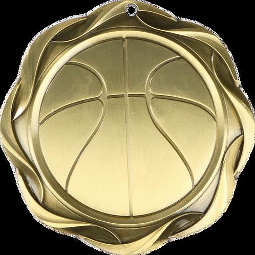 "Fusion Basketball Medal 3"""