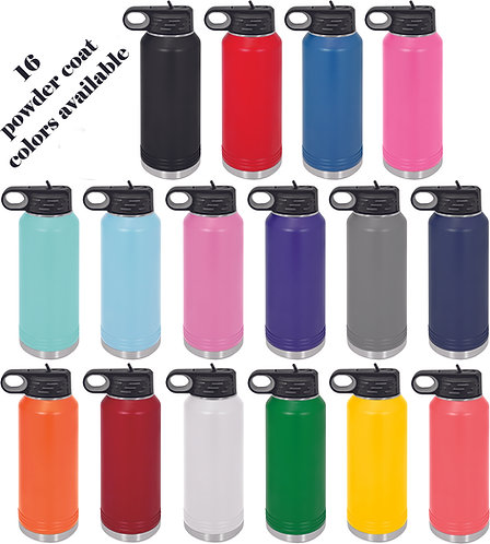 Polar Camel Insulated Water Bottle, 32 oz.