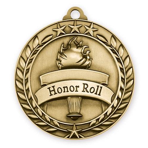 Wreath Medallion Honor Roll