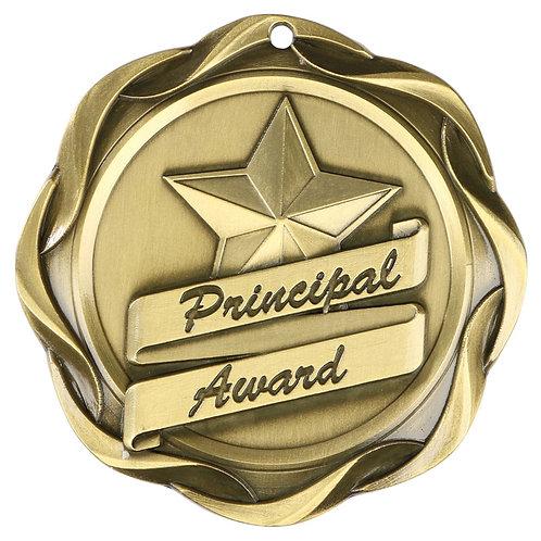 """Fusion Principal Award Medal 3"""""""