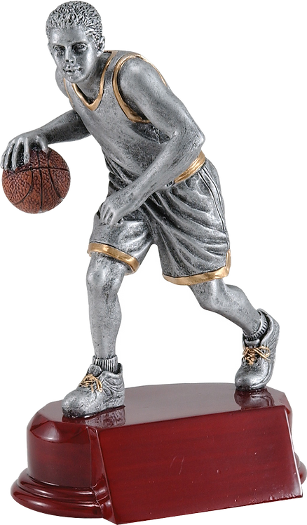 Basketball Resin Male