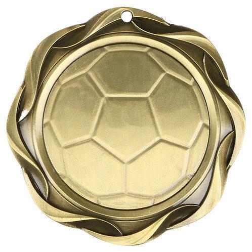 "Fusion Soccer Medal 3"""