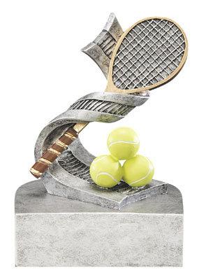 "Tennis Resin 4""Color"